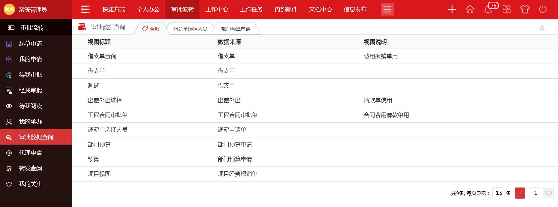 【OA技术派】华天动力OA协同管理平台含金量述评